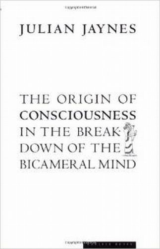 Cover of Origins of Consciousness in the Breakdown of the Bicameral Mind